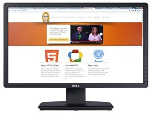 LearnFromLisa-Dell-Monitor