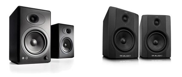 AudioEngineA5-vs-MAudio-BX5D2