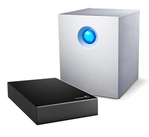 HAL & Portable Backup Drive