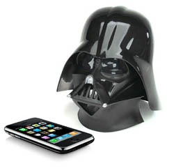 Vader & iphone